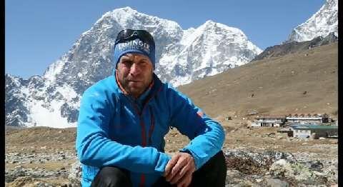 Everest Sherpa Lawinenopfer Hilfe