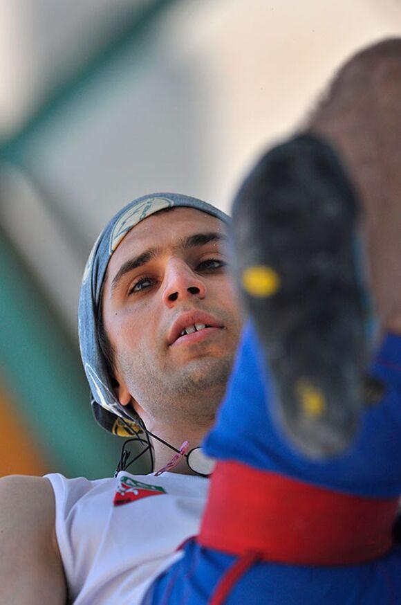 Fotos vom Rock Master Arco 2014: Paraclimbing Cup 17