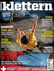 KL 02 - 2016 klettern Magazin