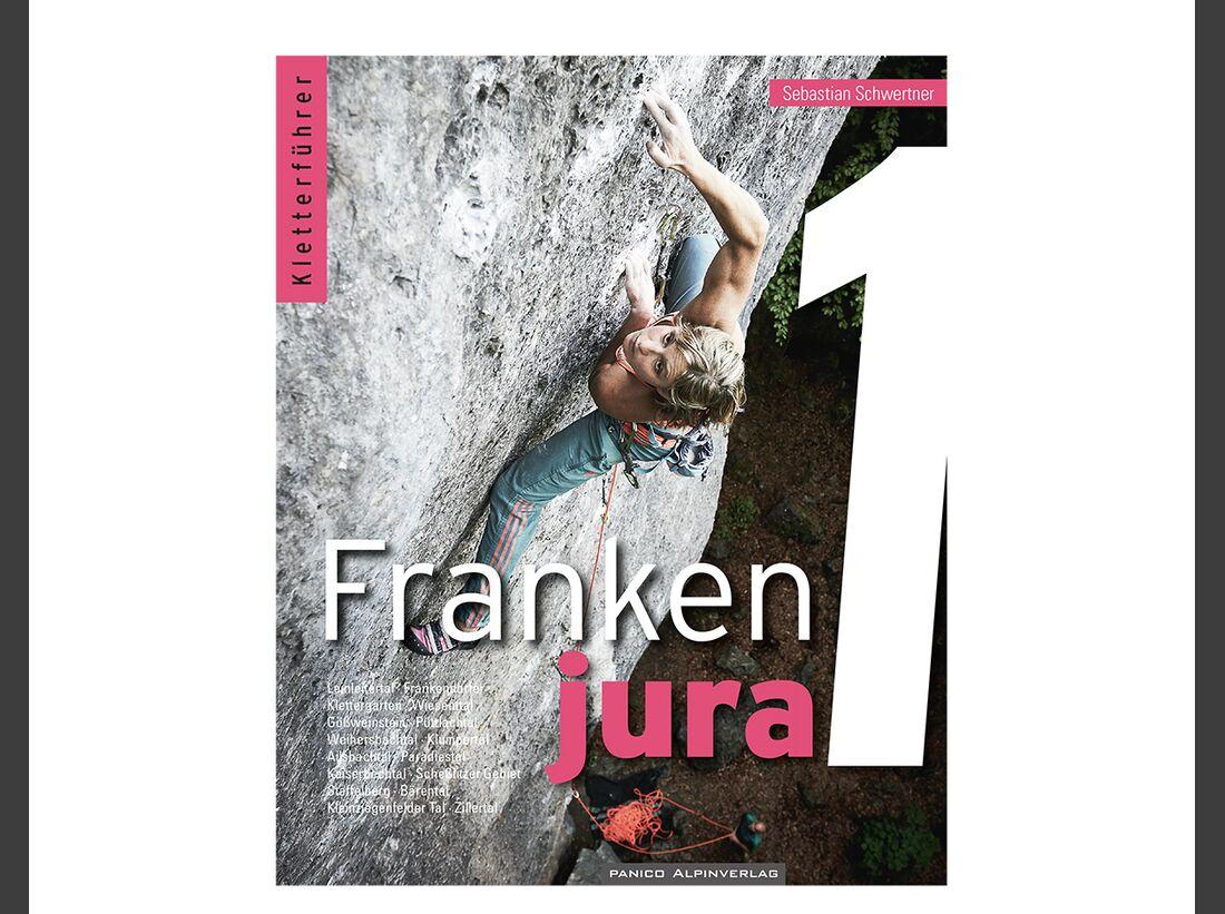 KL Aboprämie Frankenjura Kletterführer Panico Band 1