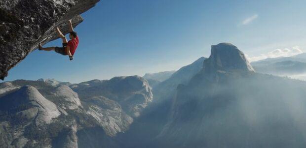 KL Alex Honnold klettert Heaven free solo Yosemite Teaser