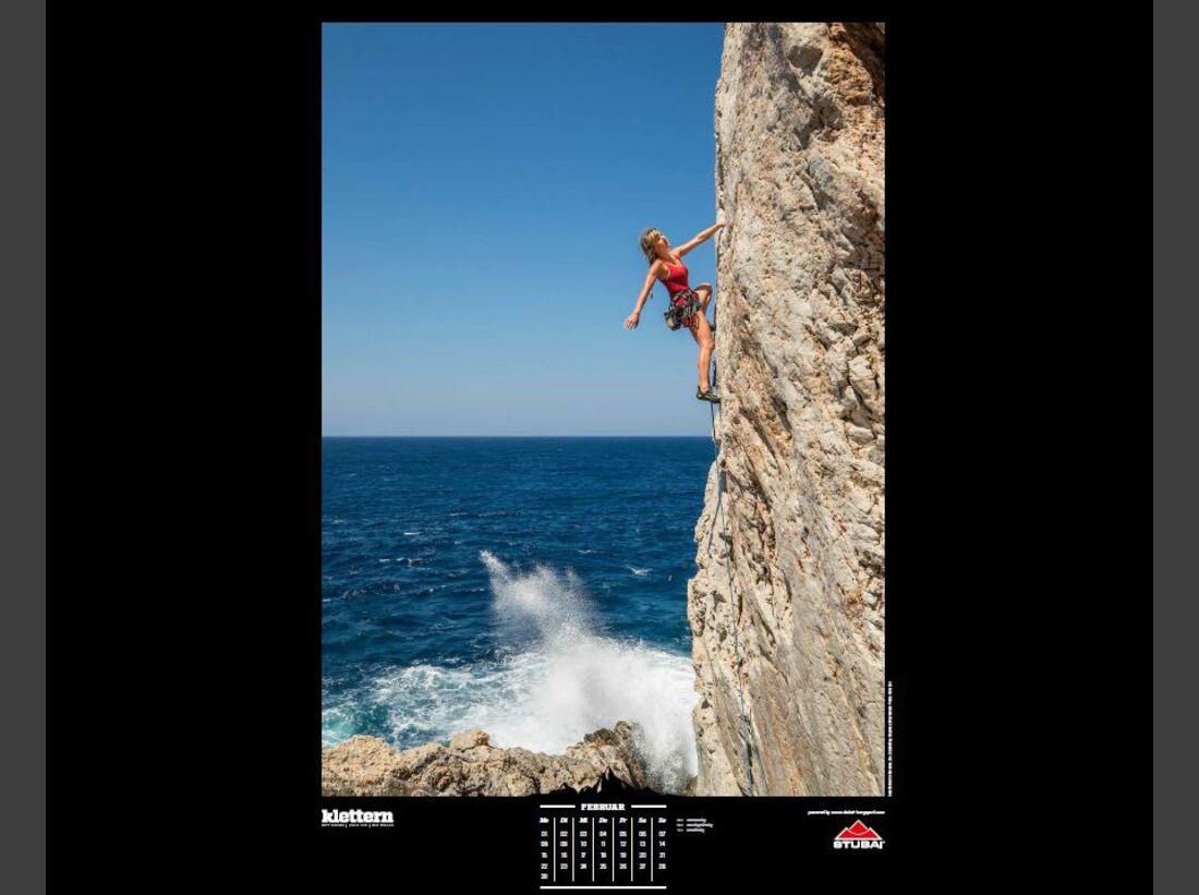 KL Best of Klettern 2016 Kalender Februar (JPG)
