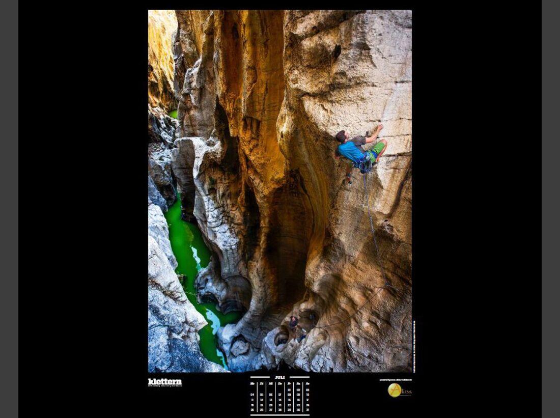 KL Best of Klettern 2016 Kalender Juli (JPG)