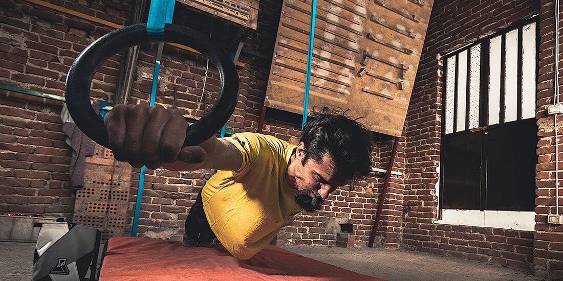 KL Boulder-Training vom Profi - 7 Tipps
