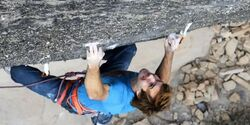 KL Chris Sharma klettert El Bon Combat Video Teaser