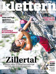 KL Cover Titel klettern 4-2018