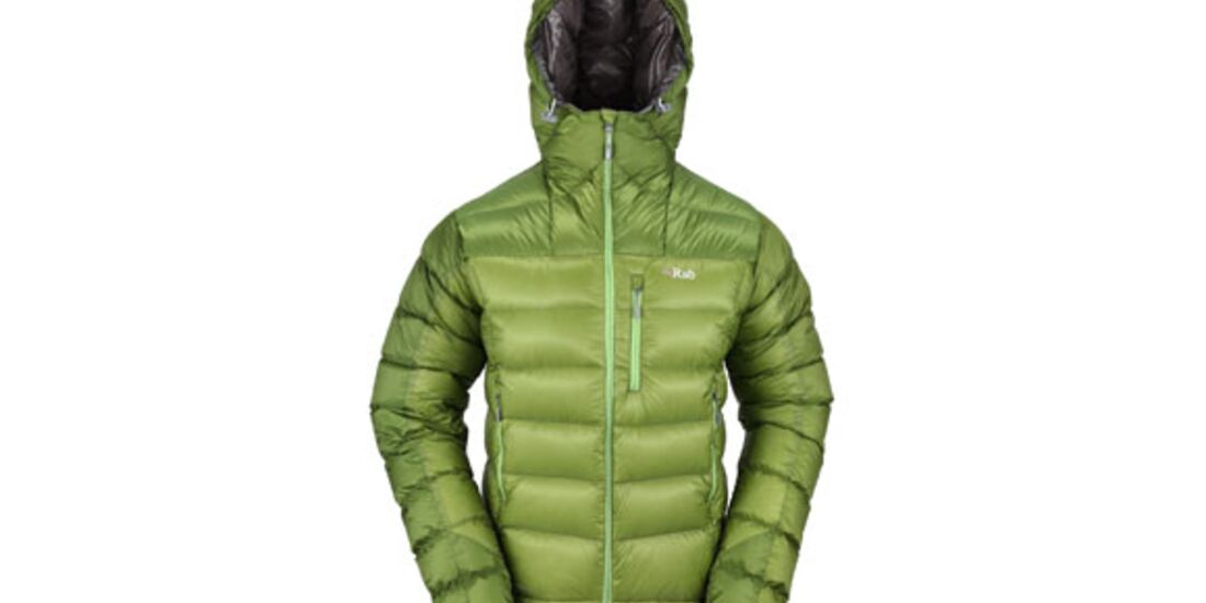 KL-Daunenjacken-Winterjacke-2013-Rab-Men's Infinity Endurance Jacket plus TEASER