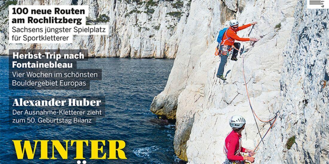 KL KLETTERN Magazin Titel 01-2019