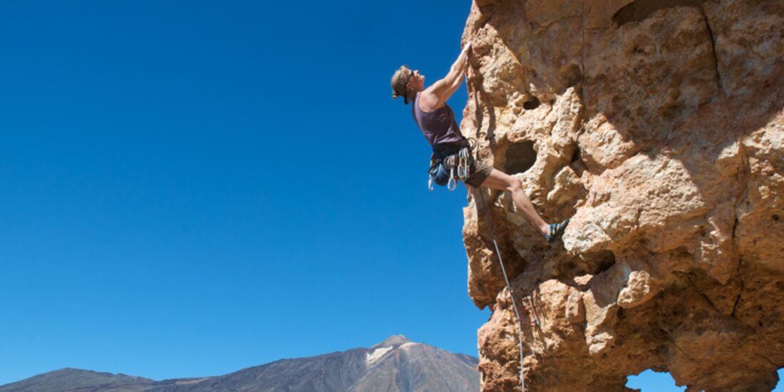 KL Klettern auf Teneriffa