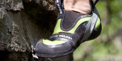 KL Kletterschuh Rock Pillars Test Teaser