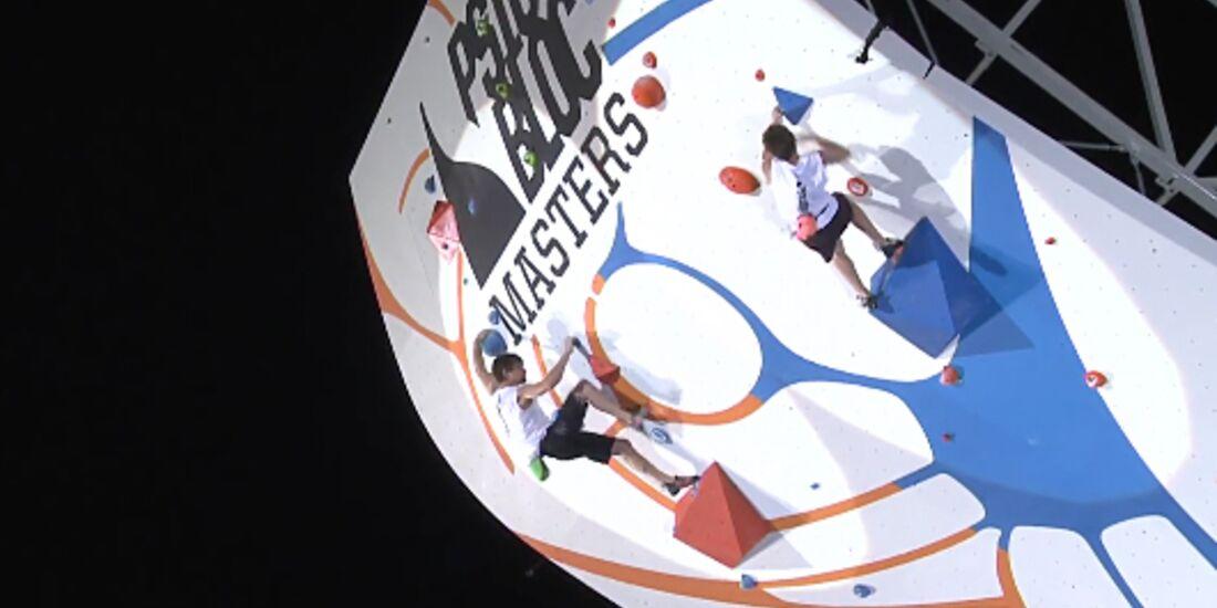 KL Psicobloc Masters USA 2016 Jan Hojer  teaser