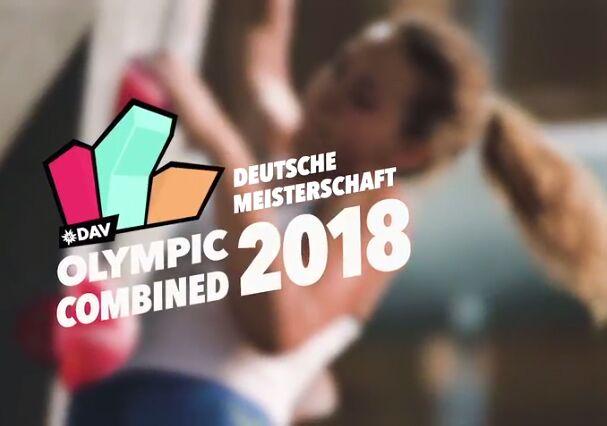 KL Romy Fuchs Deutsche Meisterschaft Olympic Combined 2018
