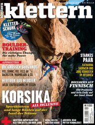 KL Titel Cover klettern 5 - 2015