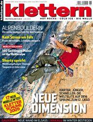 KL Titel Klettern Juni 2009