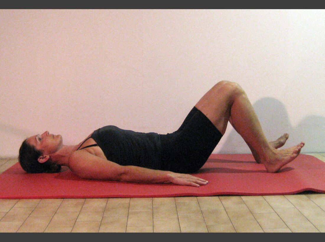 KL Übungen für die Körperspannung