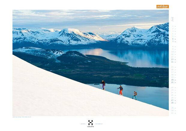 Klettern 2013 - Kalenderbilder 23