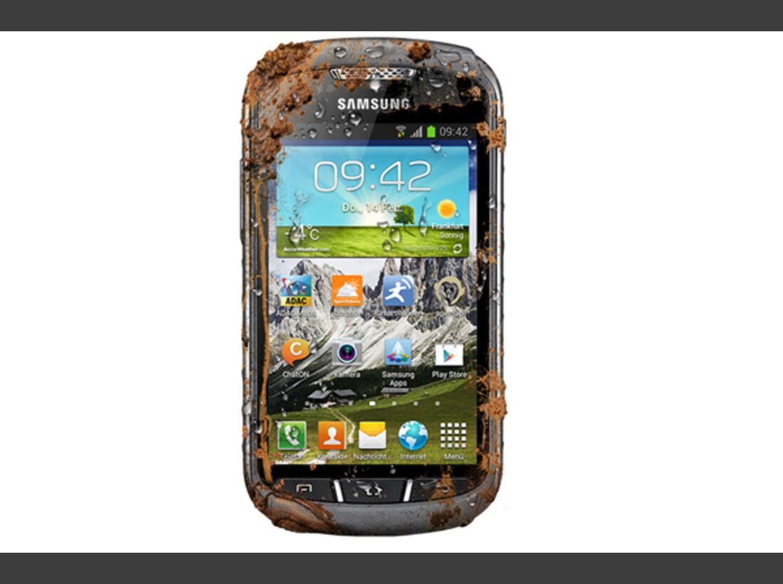 OD Outdoor Handy 2013 Samsung