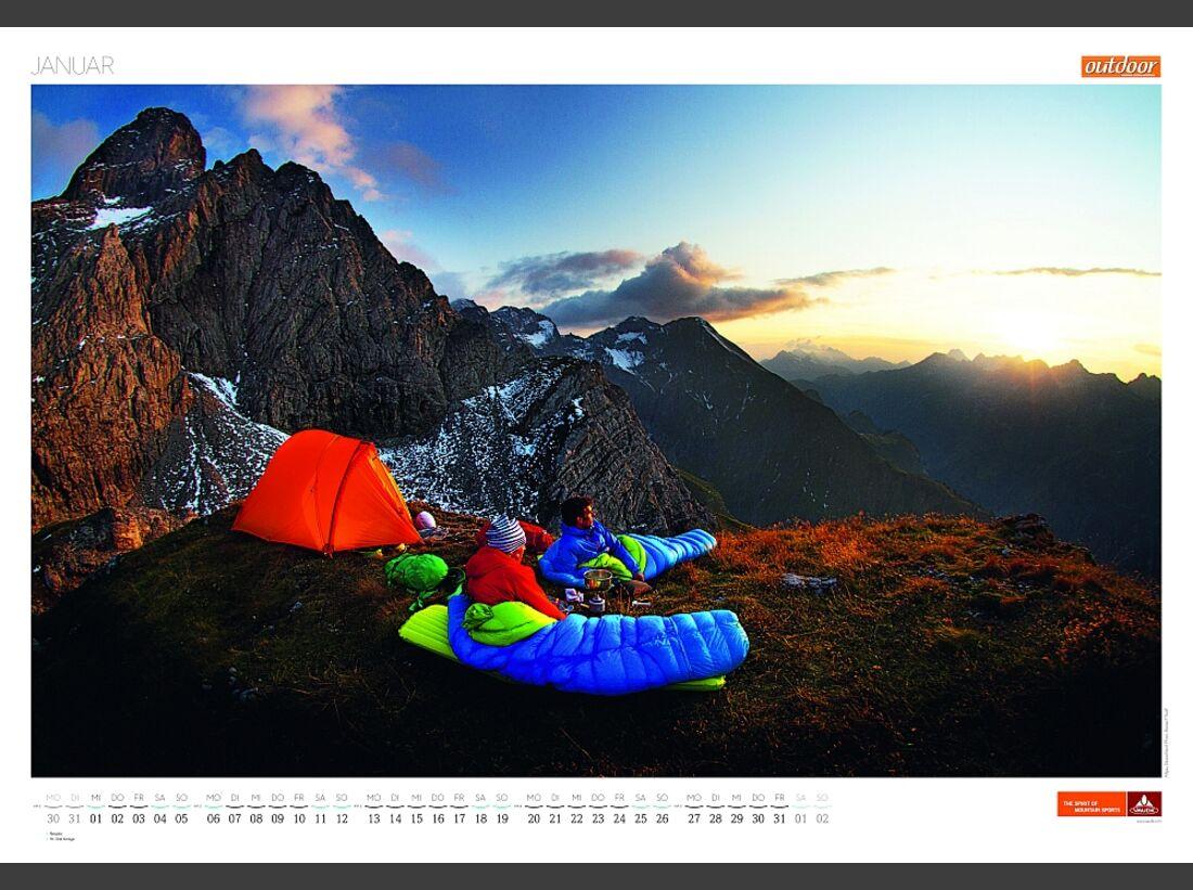 Sportkalender 2014 - klettern, outdoor, Mountainbike 18