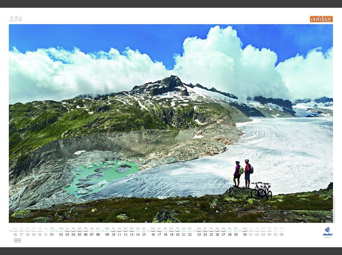 Sportkalender 2014 - klettern, outdoor, Mountainbike 23