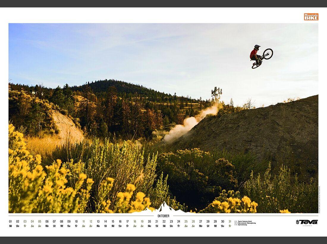Sportkalender 2014 - klettern, outdoor, Mountainbike 40