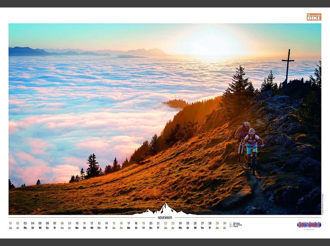 Sportkalender 2014 - klettern, outdoor, Mountainbike 41