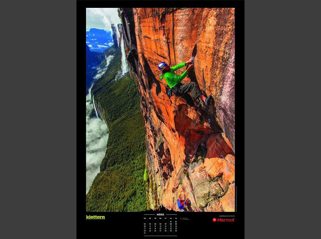 Sportkalender 2014 - klettern, outdoor, Mountainbike 7