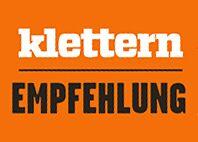Testsieger-Logo: Empfehlung